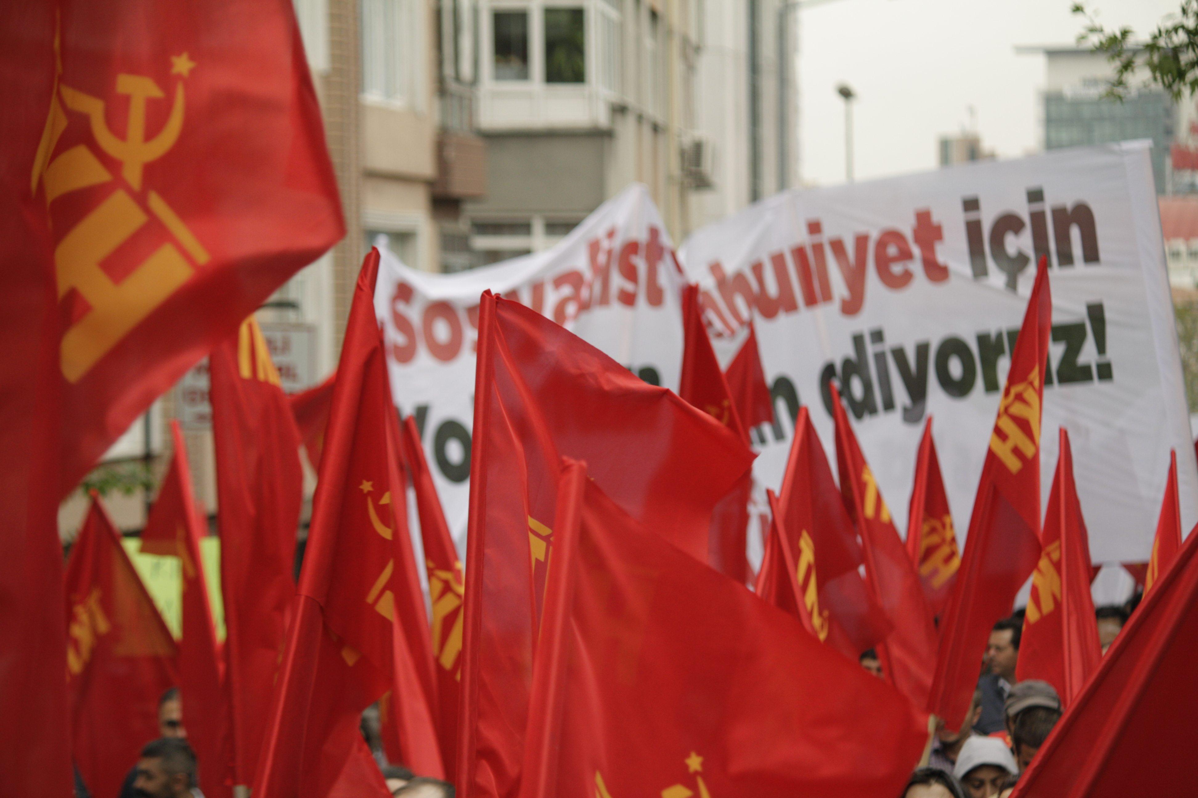 Türkiye Komünist Hareketi: Vize oyunu hikaye, asıl İncirlik kapatılmalı, NATO'dan çıkılmalıdır!