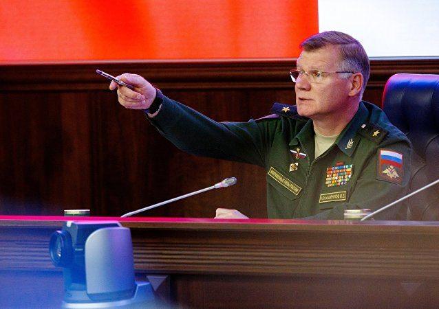 Rusya Deyr ez Zor'a son 24 saatte 182 hava saldırısı düzenledi, 34 cihatçı öldürüldü
