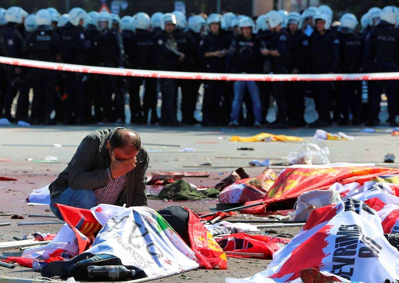 Hafıza-i Beşer | 10 Ekim Katliamı'nda 102 kişi hayatını kaybetti