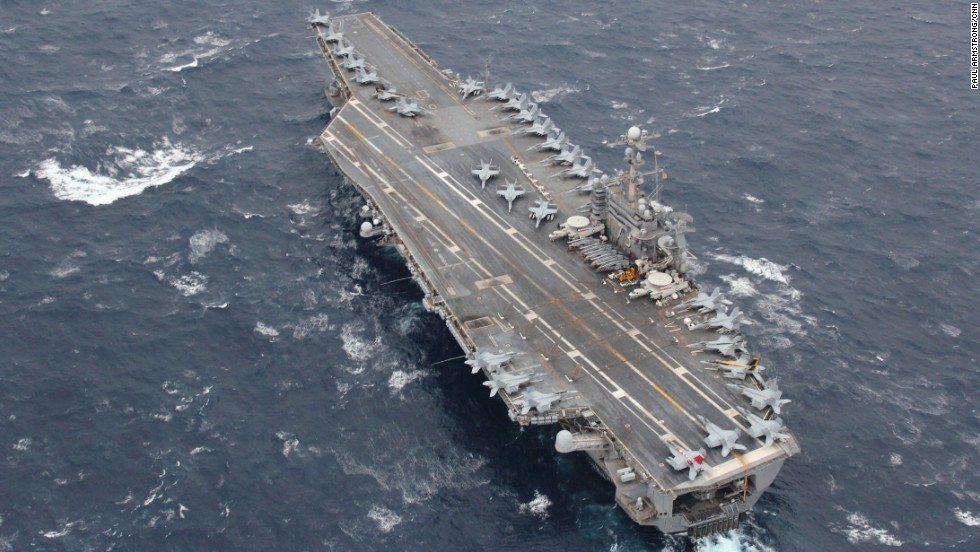 ABD'li denizciler: Gemilerimiz Kuzey Kore'ye karşı işe yaramaz yüzen bir cezaevi gibi...