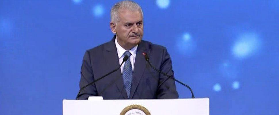 Yıldırım: Irak konusunda da tutumumuz açık ve nettir