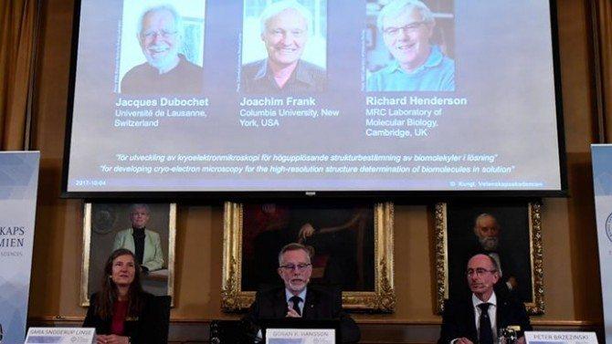 Nobel Kimya Ödülleri sahiplerini buldu