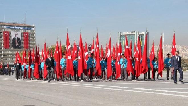 AKM'deki 29 Ekim törenleri iptal edildi