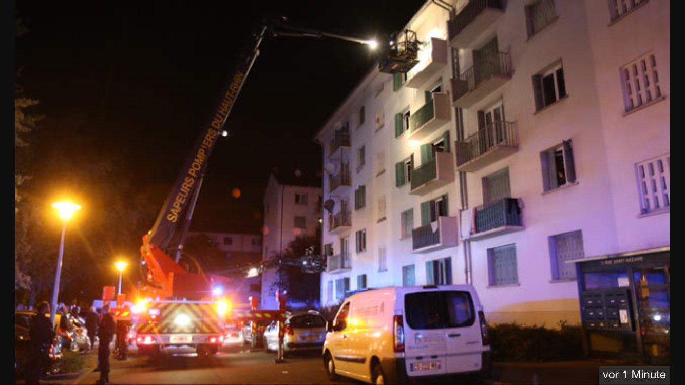 Fransa'da yangın: 4'ü çocuk 5 kişi yanarak öldü