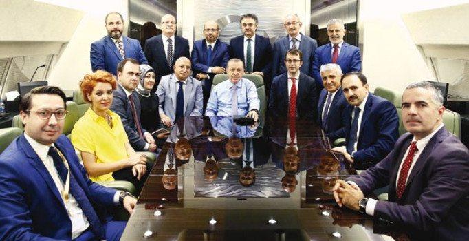 Erdoğan: İşi S-400'lerle bitirmeyi düşünmüyoruz