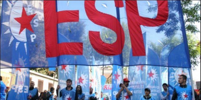 İstanbul'da ESP üyeleri gözaltına alındı