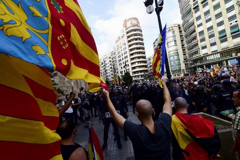 Katalonya'da kritik gün: Bağımsızlık ilanı bekleniyor