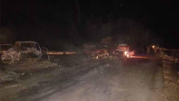 Haseke'de bombalı saldırı: Onlarca ölü var!