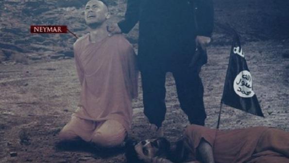 IŞİD'den Dünya Kupası'na tehdit mesajı