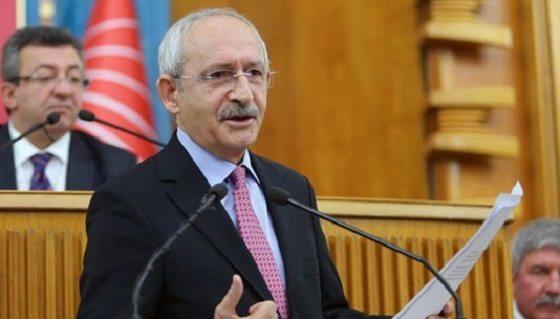 Kılıçdaroğlu: Erdoğan'a ihanetini itiraf ettiği için teşekkür ederiz