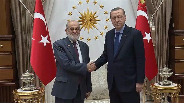 Karamollaoğlu: Sivas Katliamı 'katliam' değil!
