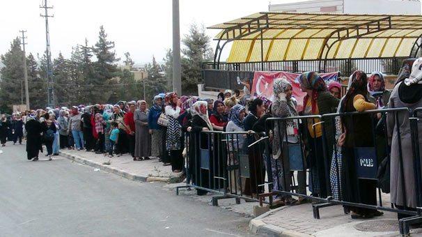 4 bin 400 kişilik işsizlik fotoğrafı: Kura çekildi, erkek adaylar