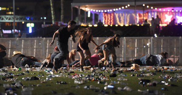 VİDEO | Las Vegas'ta konser silahlarla tarandı: Ölü ve yaralılar var