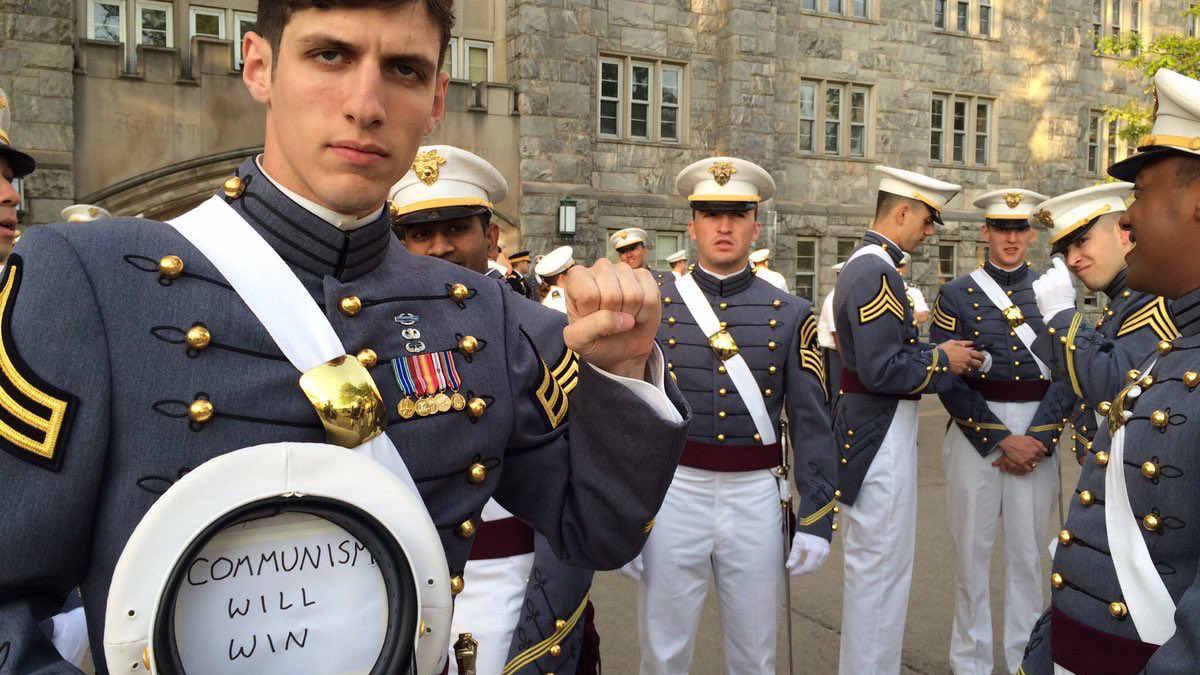ABD ordusundaki 'komünist teğmen' Senato'nun gündeminde