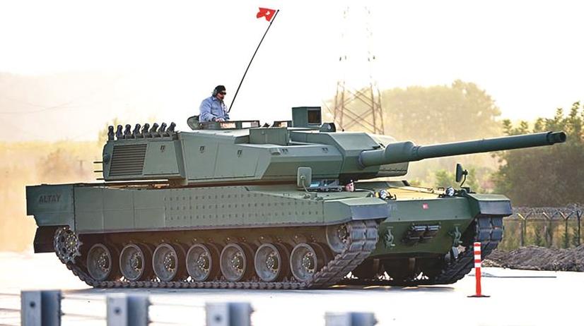 Alman savunma tekeli Türkiye ile gerilimden şikayetçi