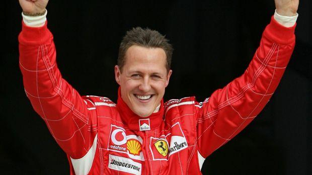 Schumacher'in boyu 14 cm kısaldı