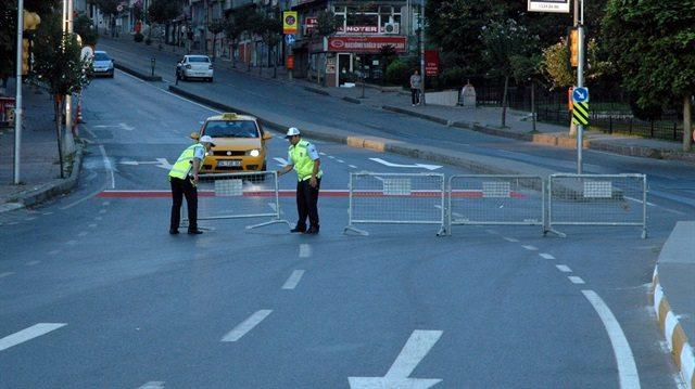 İstanbul'da bu yollar 2 gün kapalı olacak