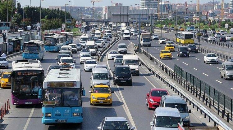 İstanbul'da 29 Ekim kutlamaları nedeniyle bu yollar trafiğe kapalı