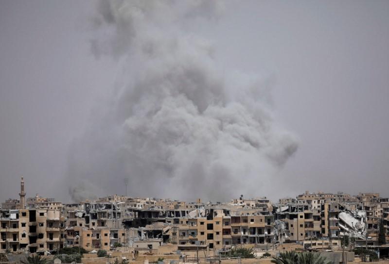 ABD Irak ve Suriye'deki hava saldırılarında 51 sivili öldürdüğünü kabul etti