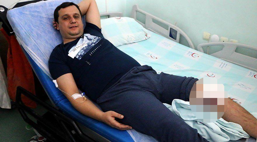 AKP'li Kılıç silahlı saldırıya uğradı