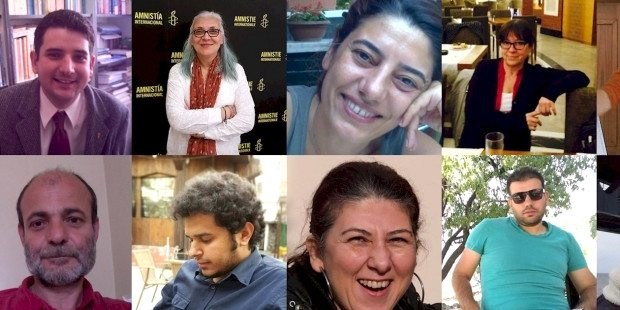Büyükada'daki'casusluk' davasında tutuklu sanıkların tümüne tahliye kararı