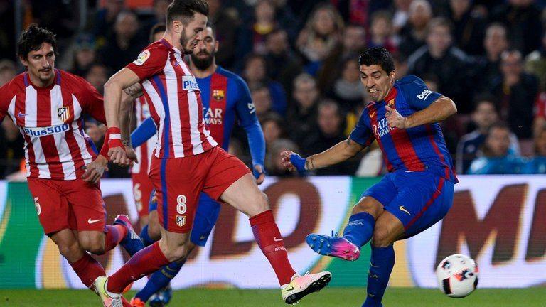Gerilim sahaya yansıdı: Atletico Madrid'den Barcelona iptali