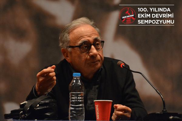 İzzettin Önder: Sosyalizm deneyimleri tüm insanlık için de son derece değerlidir