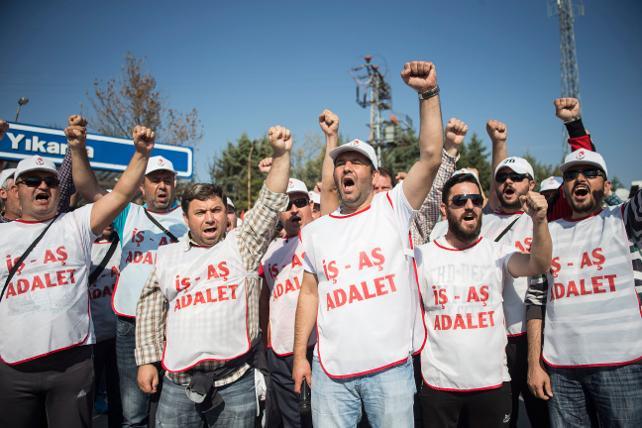 Cam işçilerinin direnişinde kazanım: İşçilerin iade talepleri kabul edildi