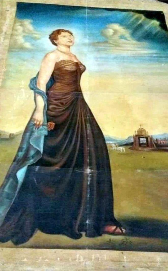 Dali'nin çalınmış tablosu Lübnan'da ortaya çıkarıldı