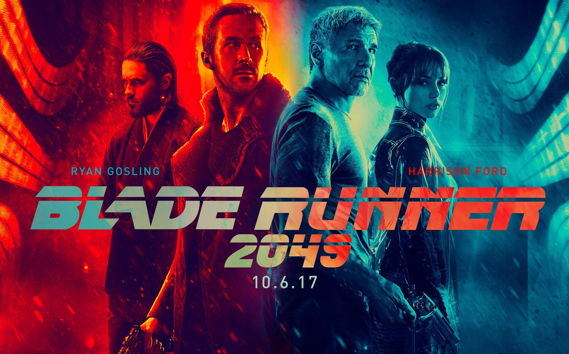 Blade Runner 2049! Geldi gelmekte olan!