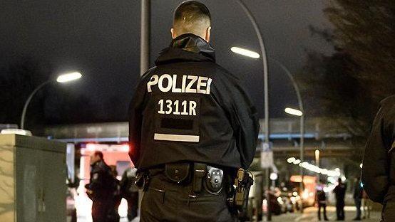 Almanya'da saldırı