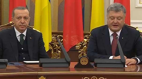 Rusya ile de kriz yolda... Erdoğan: Kırım'ın ilhakı yasa dışı