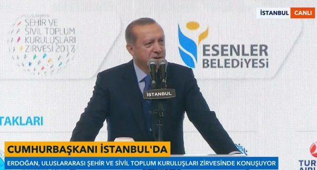 VİDEO | Erdoğan İstanbul'a'ihanet'ini açıkladı, salondan alkış sesleri yükseldi!