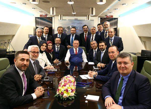 Erdoğan'dan bir 'istifa' açıklaması daha