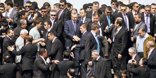 Erdoğan'ın Saray güvenliği için 83.5 milyon lira harcanacak!