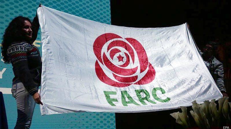 FARC artık resmen yasal bir parti