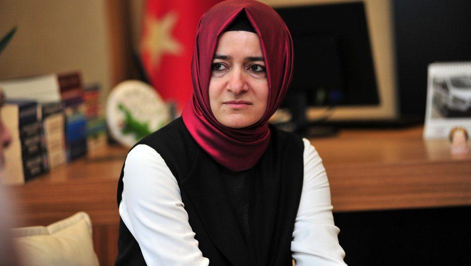 Aile Bakanı Kaya'dan eşi ile ilgili iddialara yanıt geldi