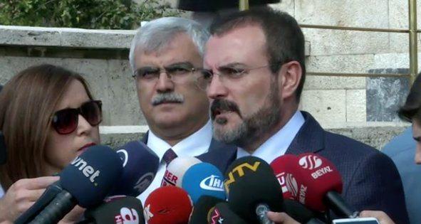 AKP'den istifa iddialarına ilişkin açıklama
