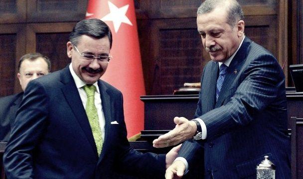 Gökçek kulisi: Erdoğan'istifa et' mesajını resmen iletti