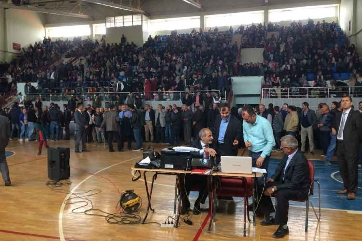 Yeni Türkiye'den manzaralar: 204 kişinin alınacağı geçici işe, 2 bin 790 kişi başvurdu