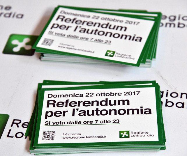 İtalya'nın Lombardiya ve Veneto bölgesi özerklik için sandık başına gidiyor