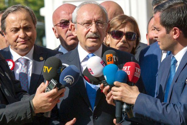 Kılıçdaroğlu'ndan Baykal'ın son durumuna ilişkin açıklama
