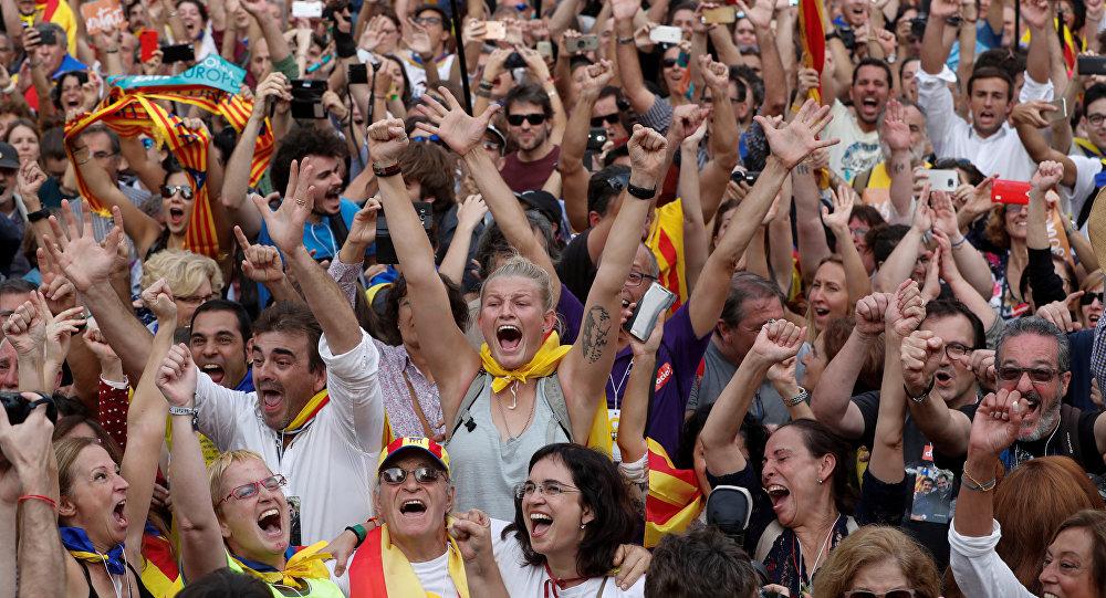 ABD'den Katalonya'nın bağımsızlık ilanıyla ilgili açıklama
