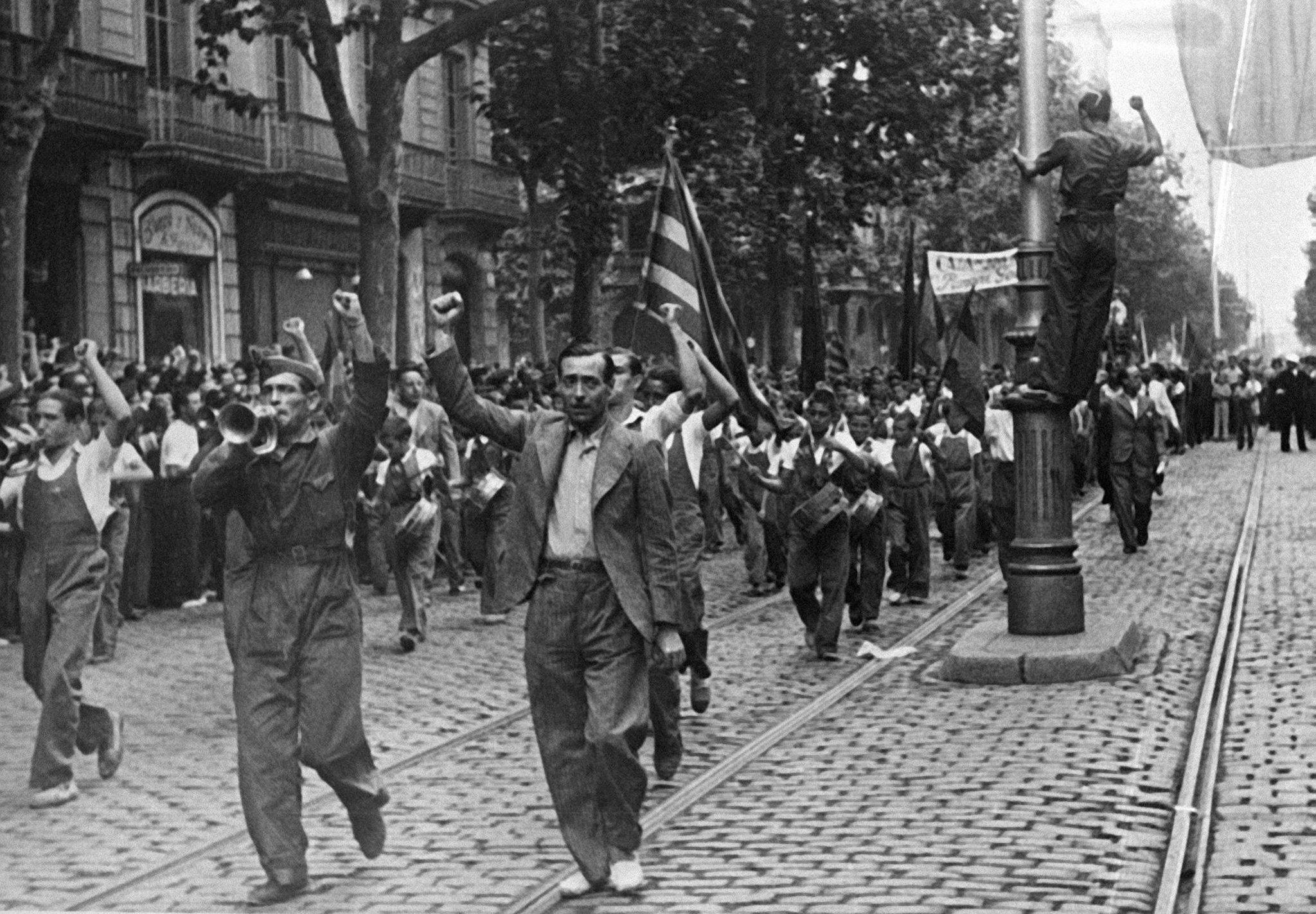 ÇEVİRİ | Franco diktatörlüğüne karşı savaşan Katalan mücadele emekçileri anlatıyor