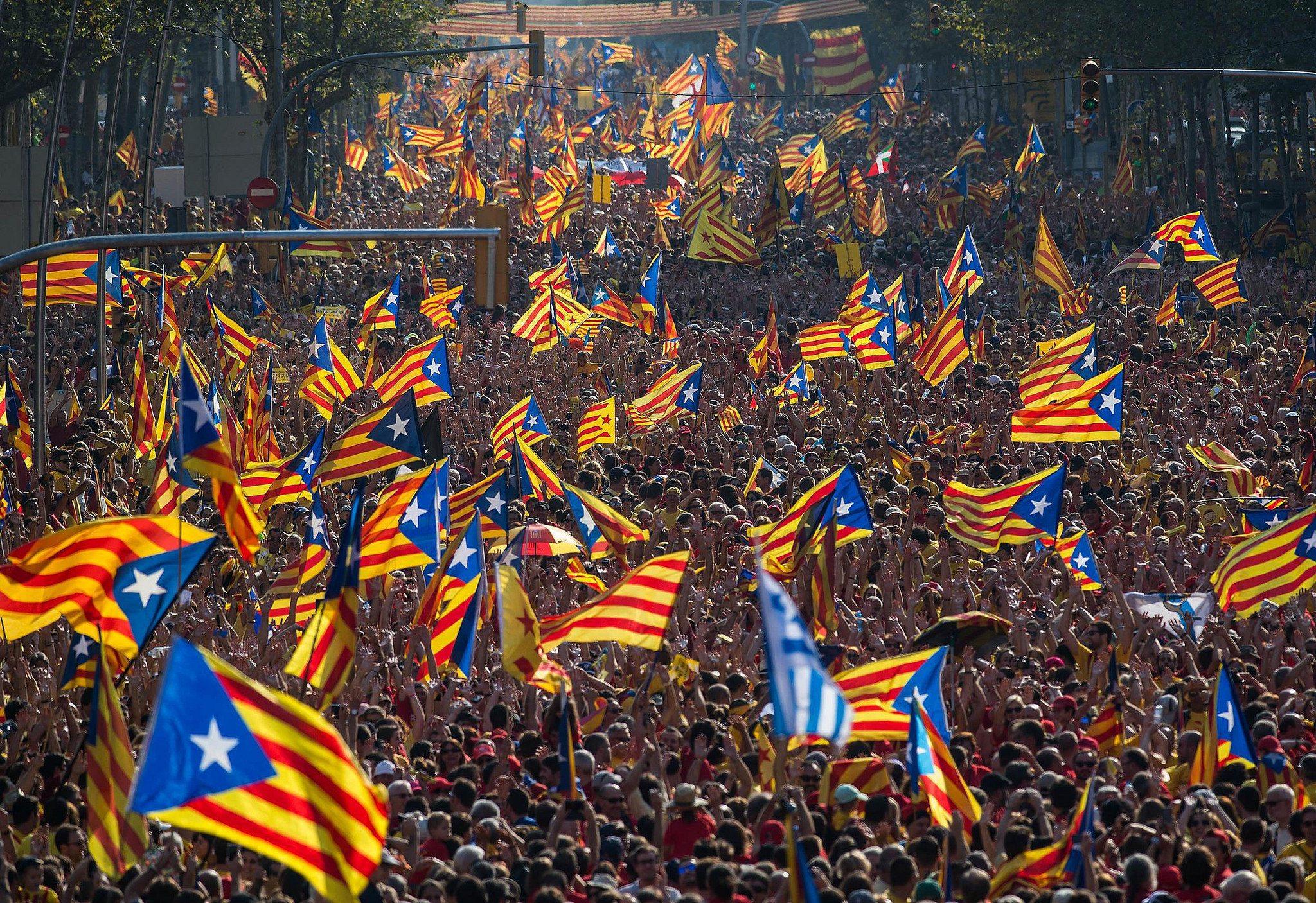Dünden bugüne Katalonya