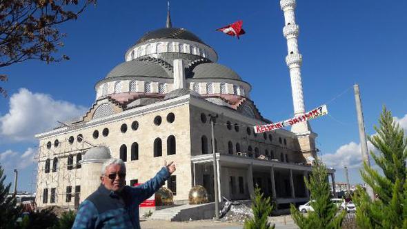 Camiye satılık ilanı: