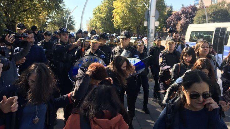 'Müftü nikahı' Meclis'e gelirken dışarıda polis saldırısı: 11 gözaltı var