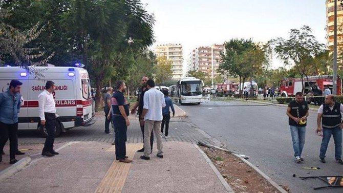 Bombalı saldırı hakkında yayın yasağı