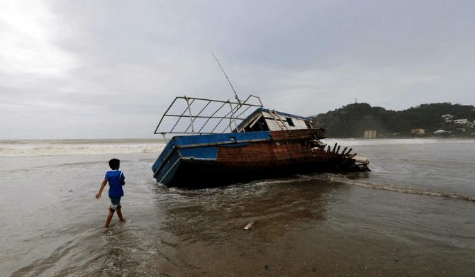 Orta Amerika'da yeni kasırga felaketi: En az 22 ölü