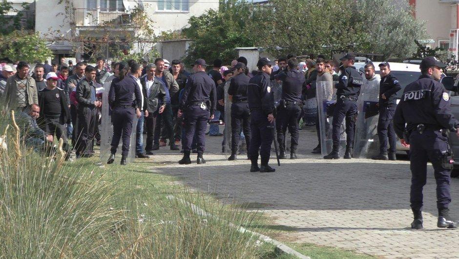 Nazilli'de aileler arasında silahlı çatışma: Ölü ve yaralılar var